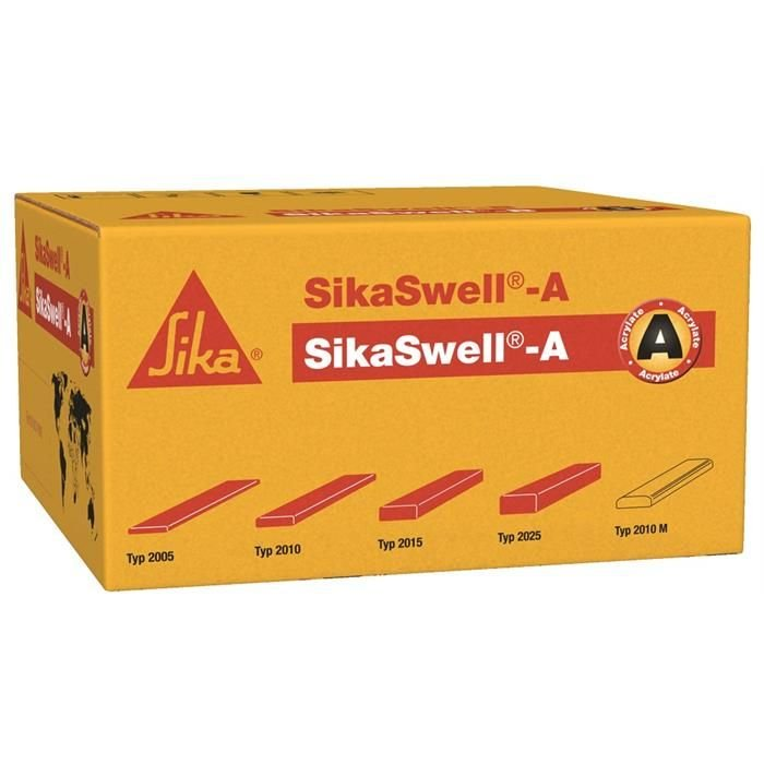 Sika Swell A Tip 2005 20m/Rulo