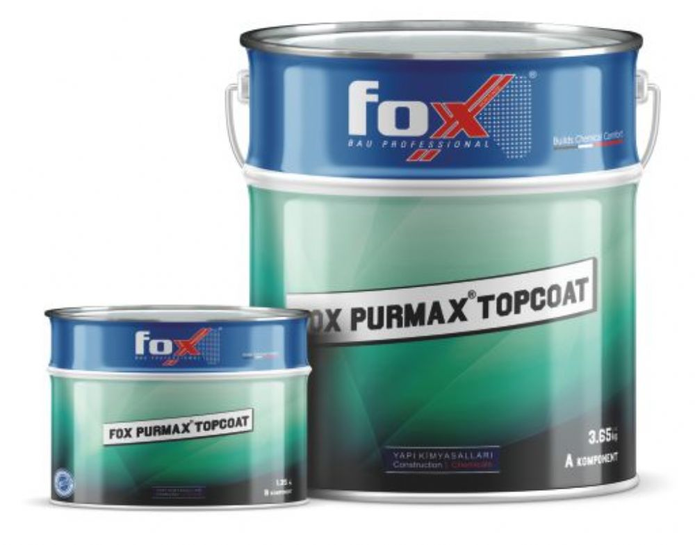 FOX Purmax Topcoat